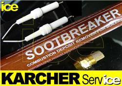 Karcher Steam Cleaner Boiler Burner Heater Service Kit - HDS 70 580 650 750 755