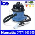 Numatic CT 370-2 CT370 CT370-2 Car Van Truck Carpet & Upholstery Valeting Extraction Cleaner Shampooer