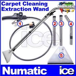 Numatic Cleantec Floor Carpet Spray Extraction Wand