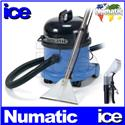 Numatic CT 370-2 CT370-2 CT370 Spray Extraction Carpet, Rug & Upholstery Cleaner Shampooer 1200w 230v